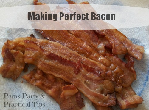 How to make perfect bacon in the oven