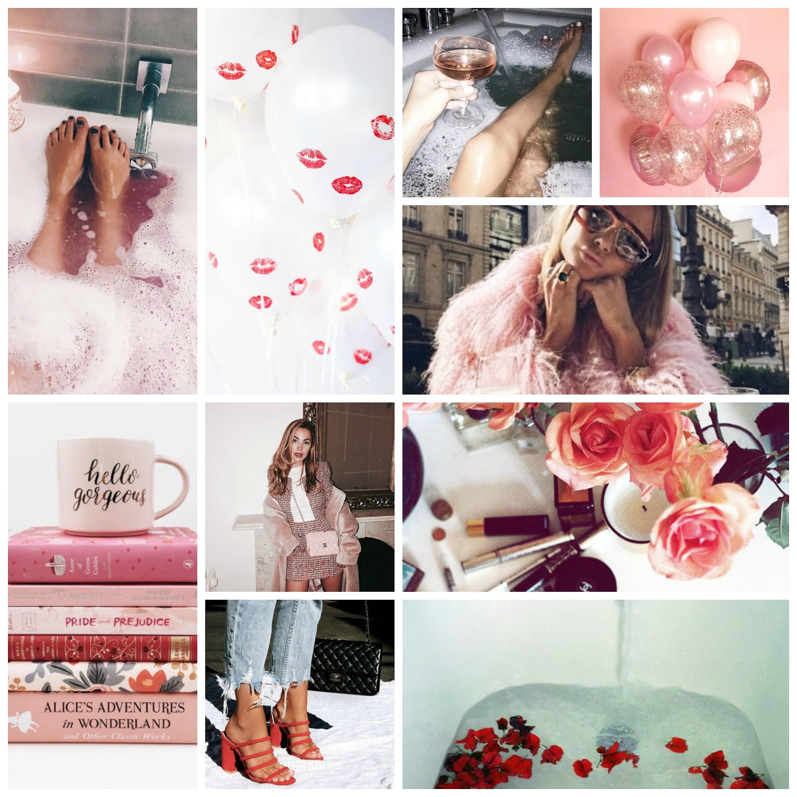 Valentine's Mood Board