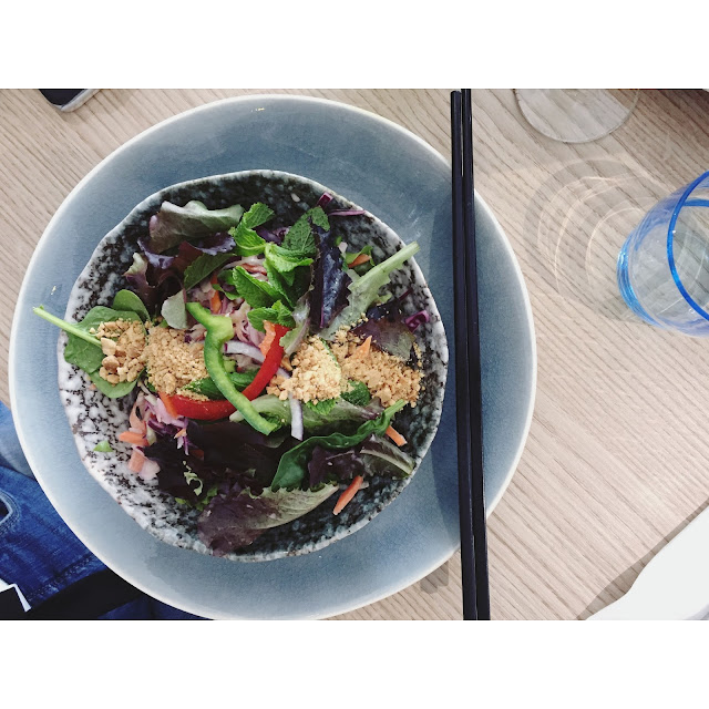 Salade asiatique Mei Orléans