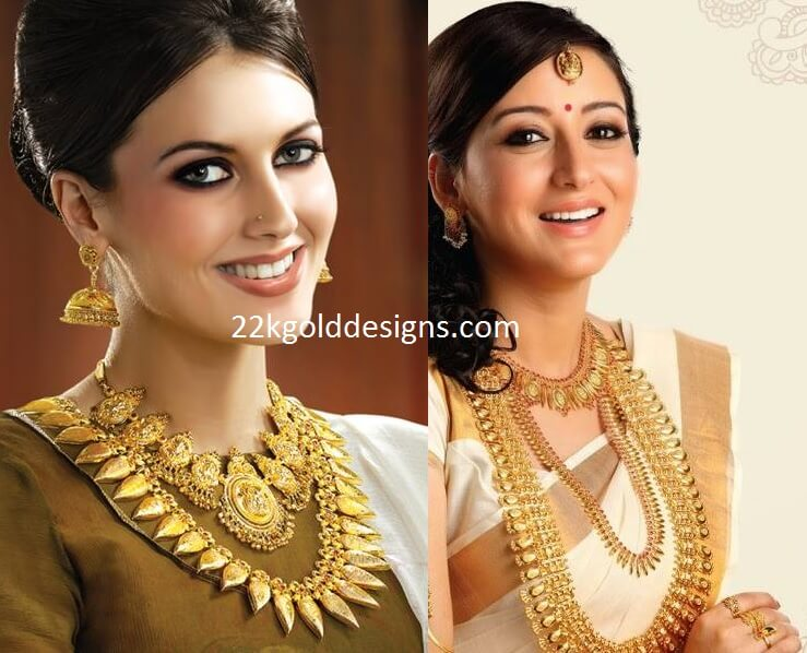 Kerala Traditional Gold Jewellery