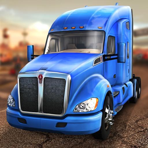 تحميل لعبه Truck Simulation 19 مهكره وجاهزه