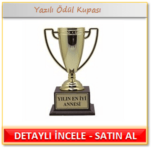Yazılı Ödül Kupası