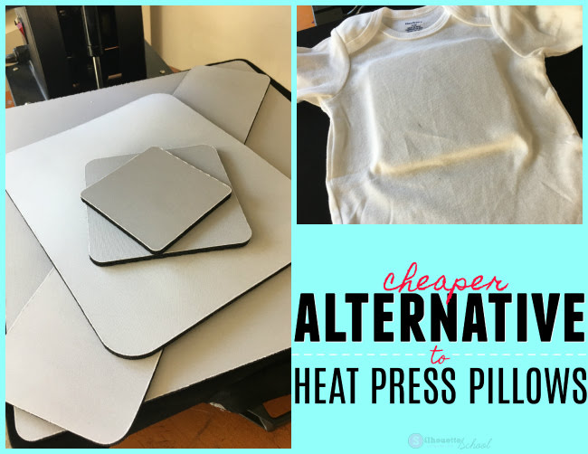 pressing pillows pressing pads