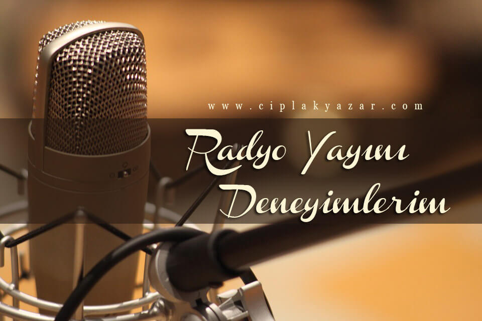 radyo mikrofonu