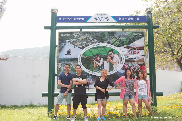 A Day Tour at Yecheon County with Adventures Korea