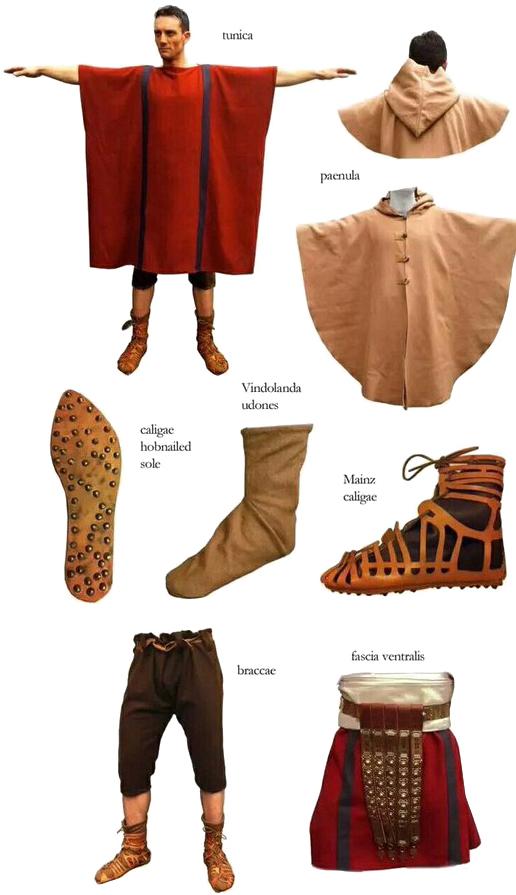 best sneakers b68d9 ed778 ABBIGLIAMENTO DEI ROMANI | romanoimpero.com