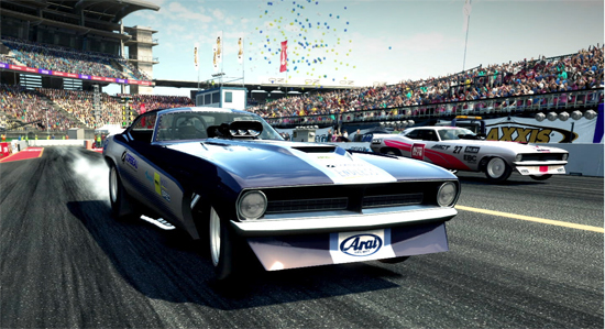Video games: GRID Autosport released on iOS on November 27th