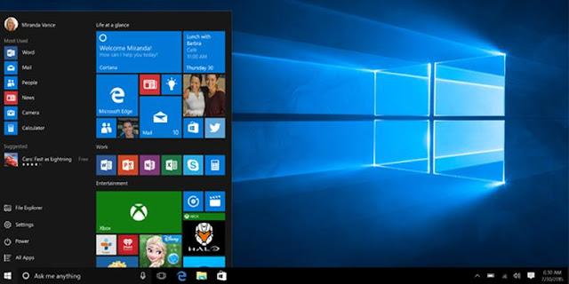 Yuk Ketahui Fitur Tersembunyi Windows 10