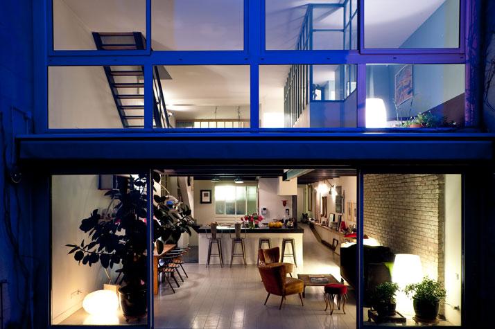 atelier rue verte le blog un loft dans le 93 bagnolet. Black Bedroom Furniture Sets. Home Design Ideas