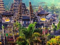 Pura Besakih, Salah Satu Wisata Keagamaan yang Ada di Bali