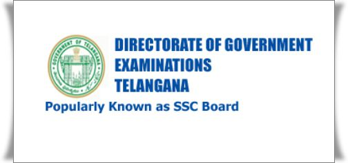 TS ssc revaluation 2019 - 2020 application form 10th recounting details