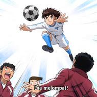 Captain Tsubasa (2018) Episode 02 Subtitle Indonesia