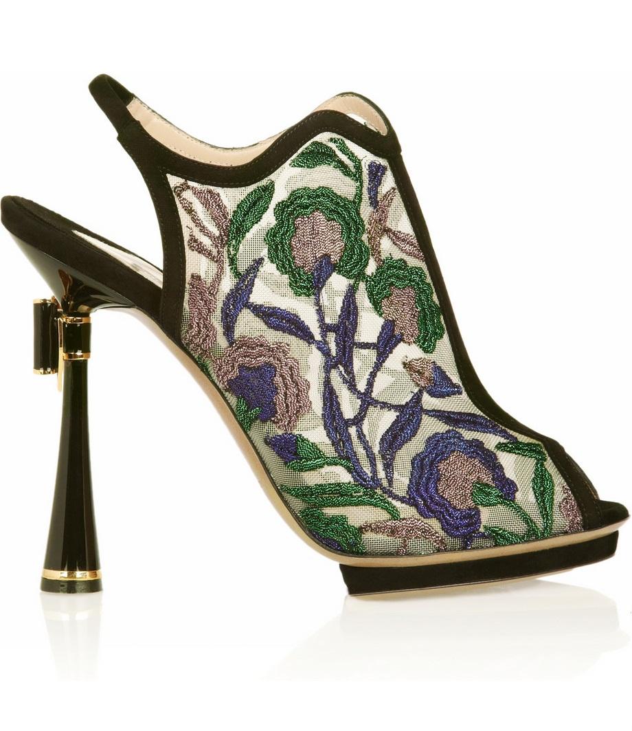 Unusual Shoes...Nicholas Kirkwood