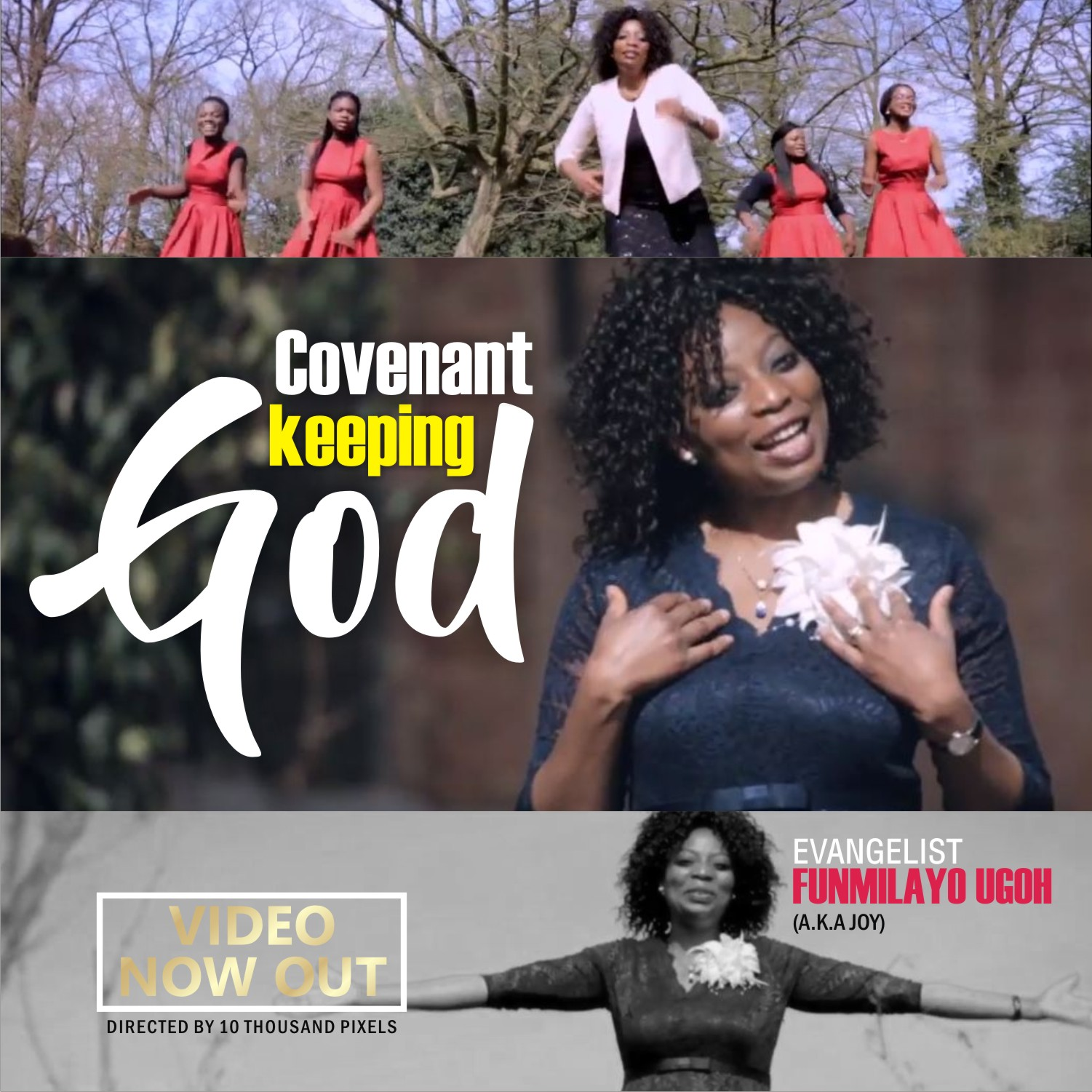 Covenant Keeping God. Funmilayo Ugoh. Video