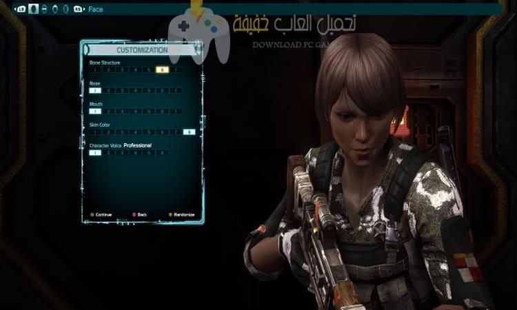 تحميل لعبة Defiance 2050