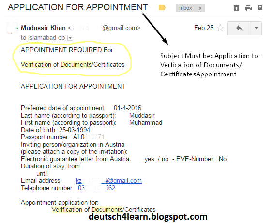 How To Get Appointment For Documents Verification And Legalization