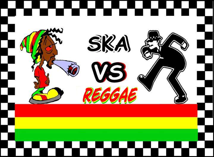 sempakrasta: ska vs reggae
