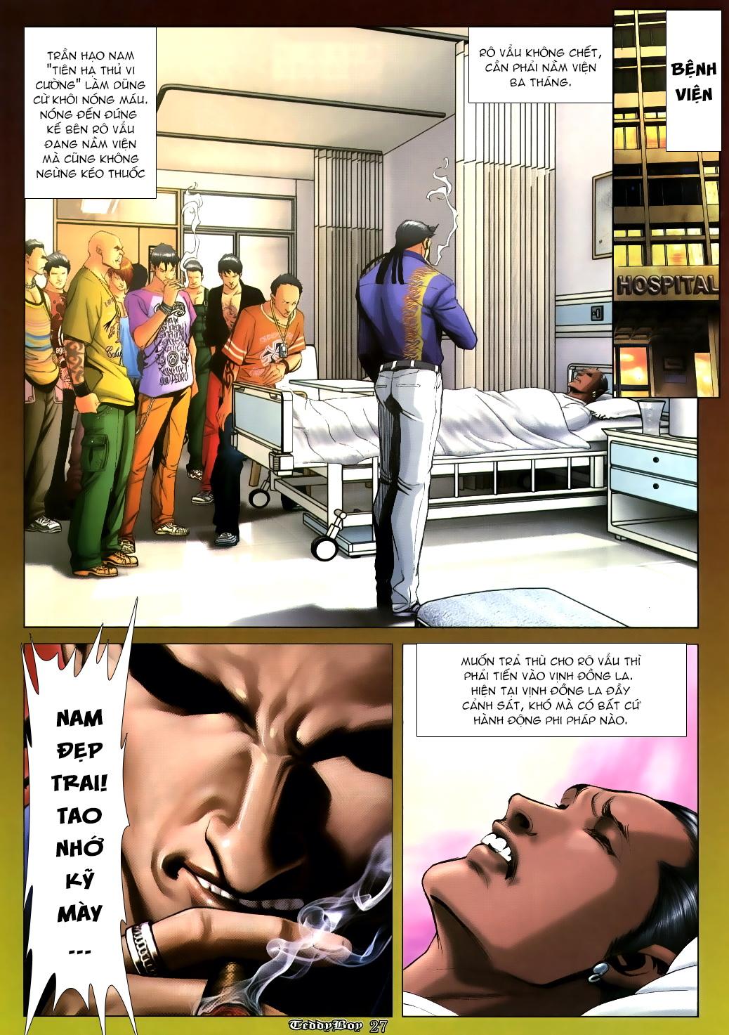 Người Trong Giang Hồ NetTruyen chap 987 - Trang 21