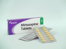 ميرتازابين أقراص لعلاج حالات القلق والإكتئاب