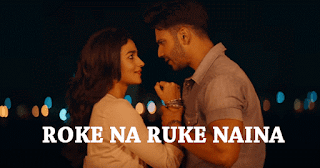 Roke Na Ruke Naina Sargam Piano Notes from Badrinath Ki Dulhania