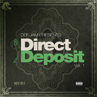 Various Artists - Def Jam Presents: Direct Deposit, Vol. 1 (2016) - Album Download, Itunes Cover, Official Cover, Album CD Cover Art, Tracklist