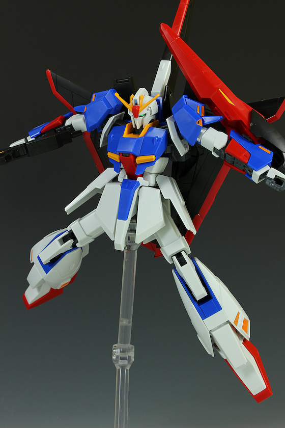 Review: HGUC 1/144 Zeta Gundam [GunPla Evolution Project]
