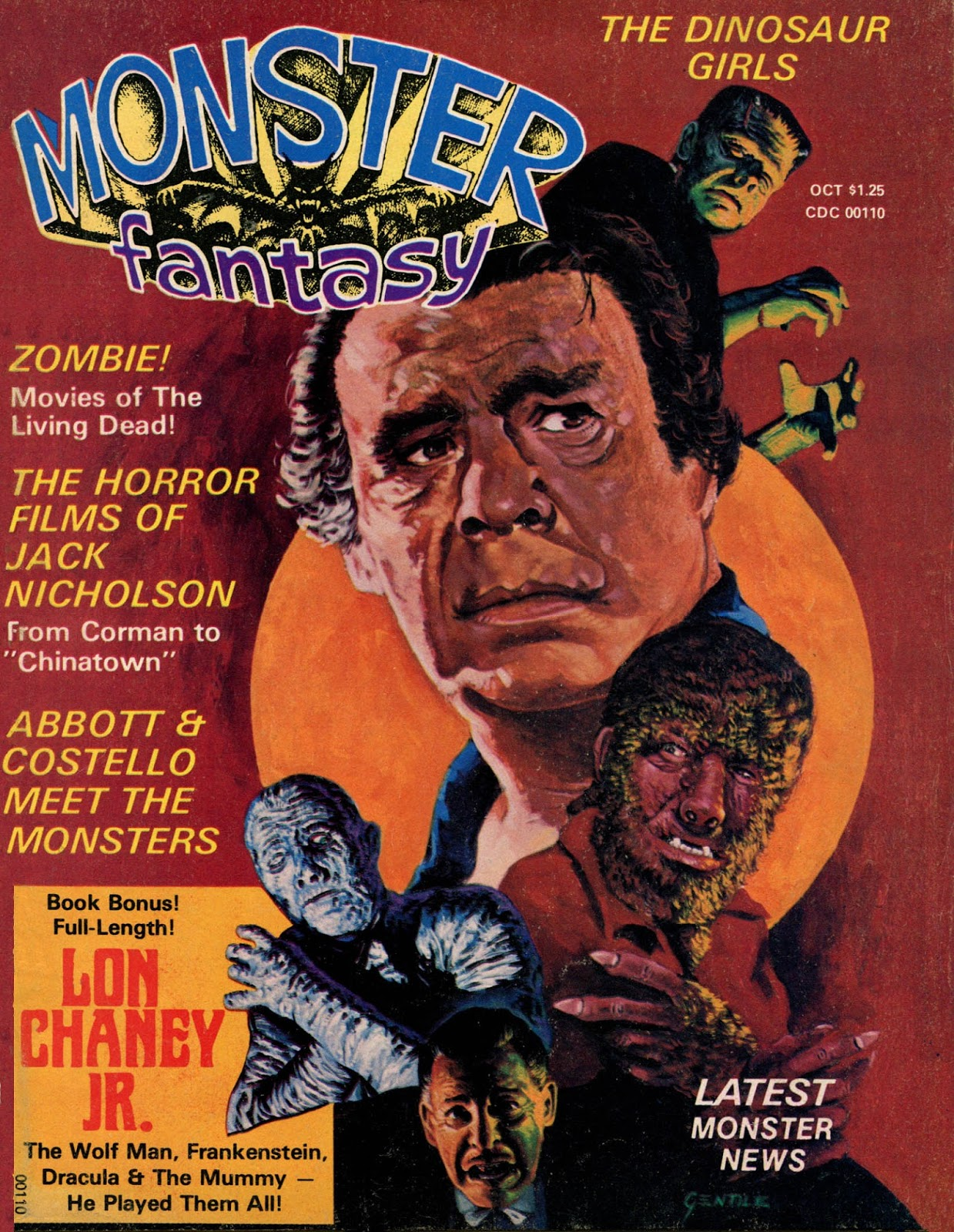 MONSTER FANTASY magazine # 3