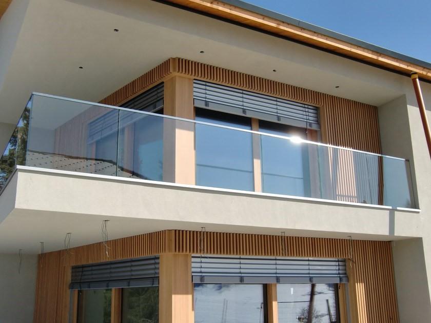Edilizia In Un Click Parapetto Per Balconi Tipologie