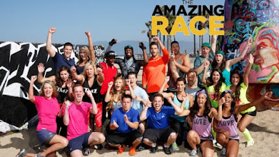 Regarder The Amazing Race saison 28 sur CBS
