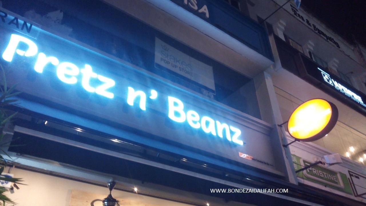 Cafe Pretzel n Beanz