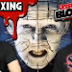 HORROR BLOCK (April 2016) | Unboxing - Hellraiser & The Editor!