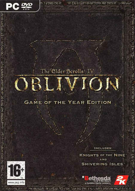 The Elder Scrolls IV Oblivion Game of the Year Edition PC Full Español