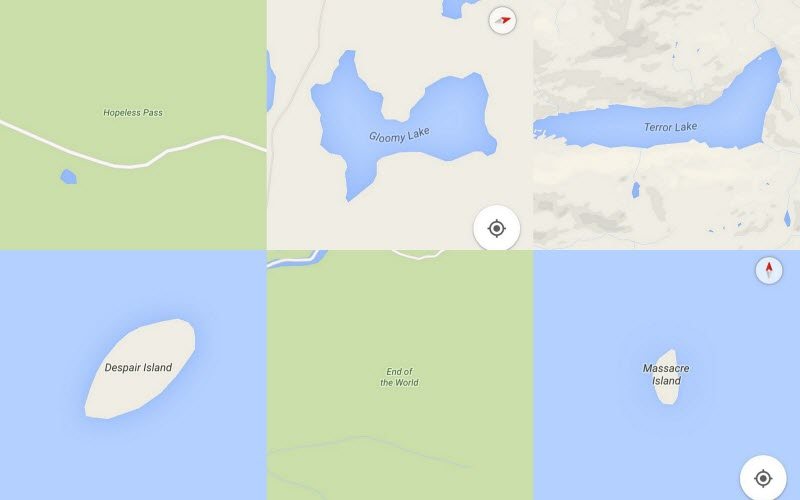 sad-topographies