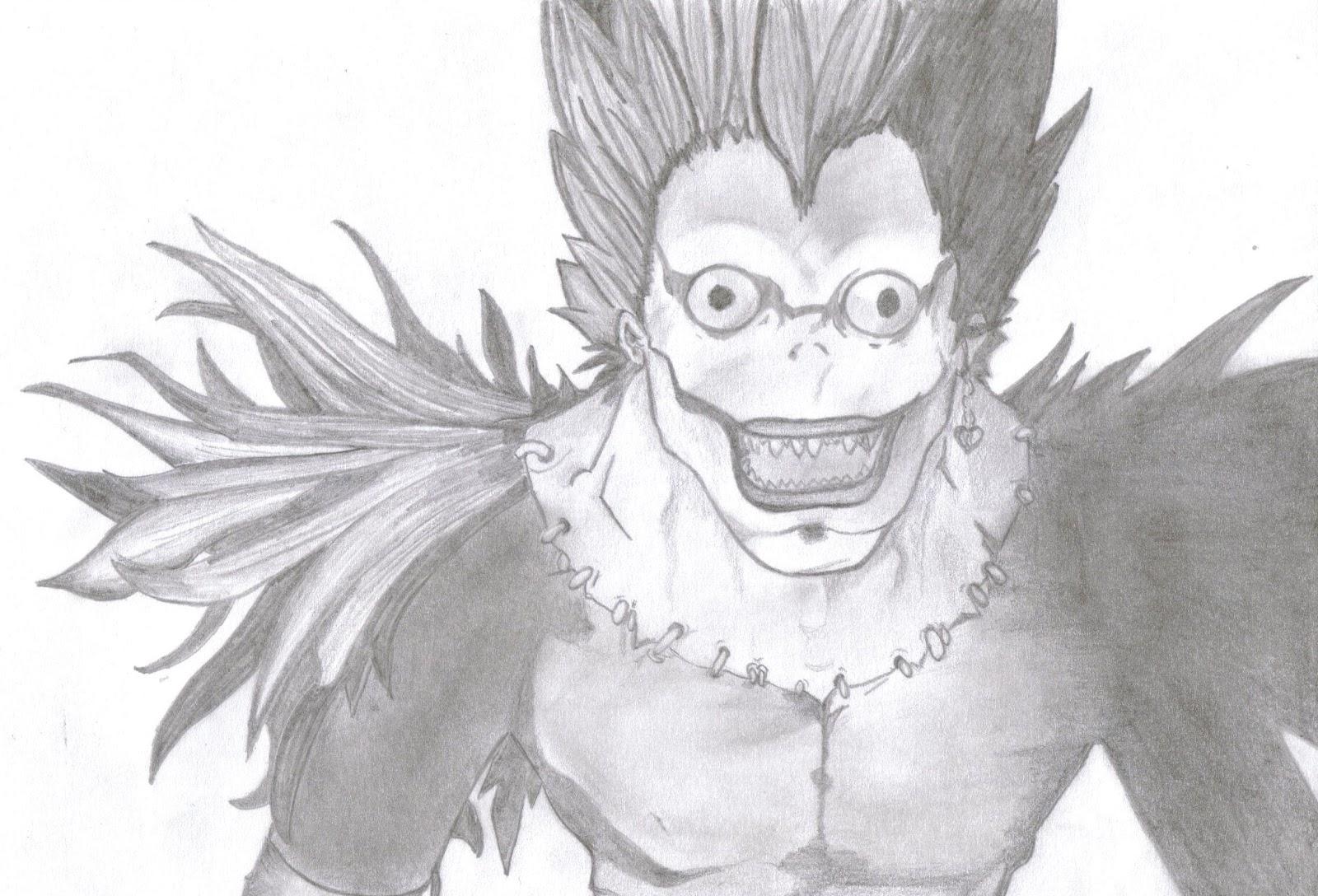 Dibujos A Lapiz Manga Y Anime