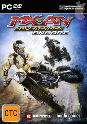 MX vs. ATV Supercross Encore 2017 Oficial Supercross Pack PC Full Español