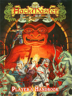 HackMaster 4th Edition PHB