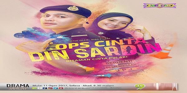 Ops Cinta Din Sardin (2017)