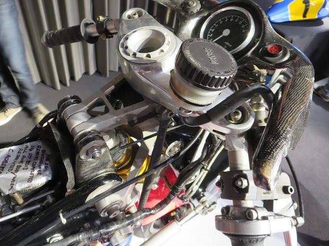 Britten F001 Naked