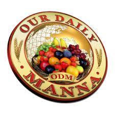 Our Daily Manna November 22, 2017: ODM devotional – John Adams: I Am Not A 'Spare Tyre'