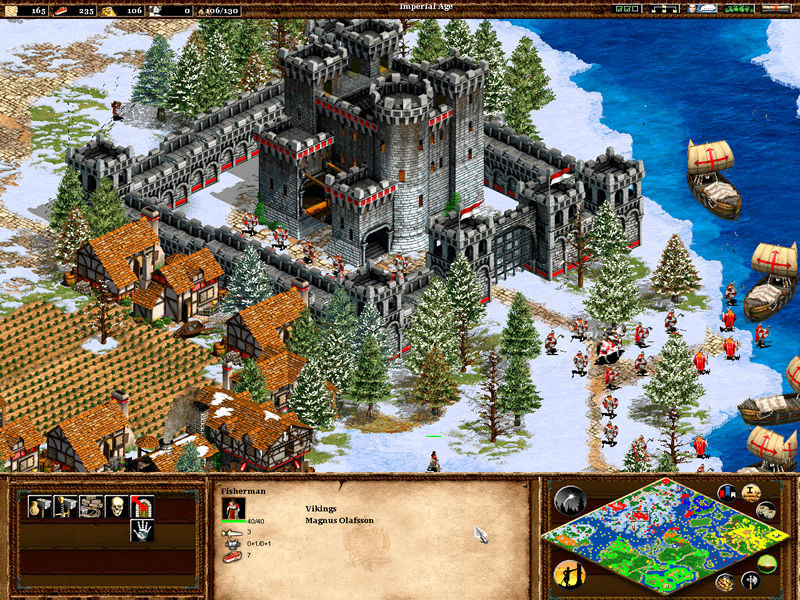 Age Of Empires II - The Age Of Kings (free version ...