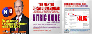 Glutera Nitric Oxide