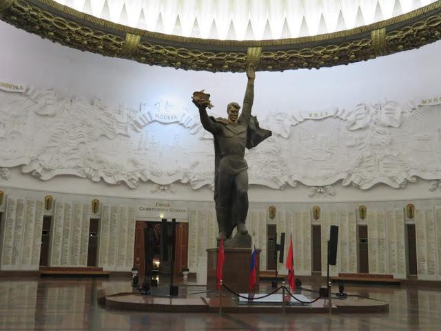 Museu II Guerra Mundial - Moscovo