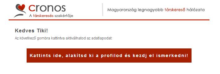email társkereső)