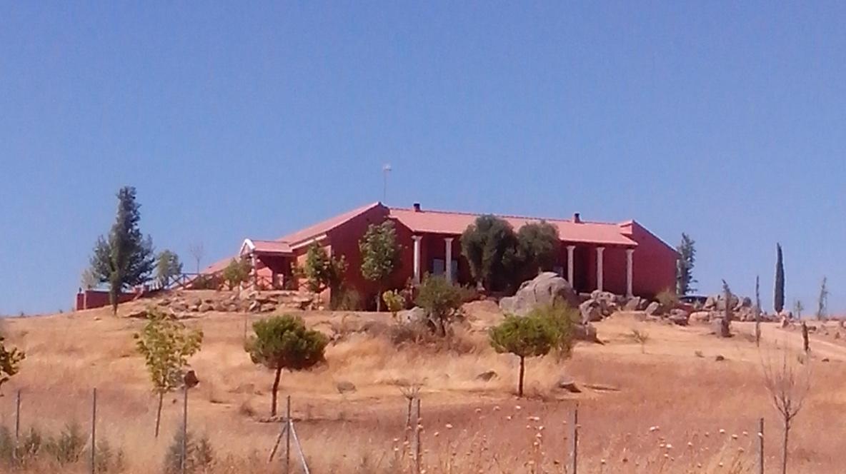 Casa rural quinta del triario un madrile o en badajoz - Alojamiento rural merida ...