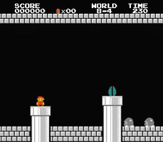 Imagen : Mundo 8 (Super Mario Bros)