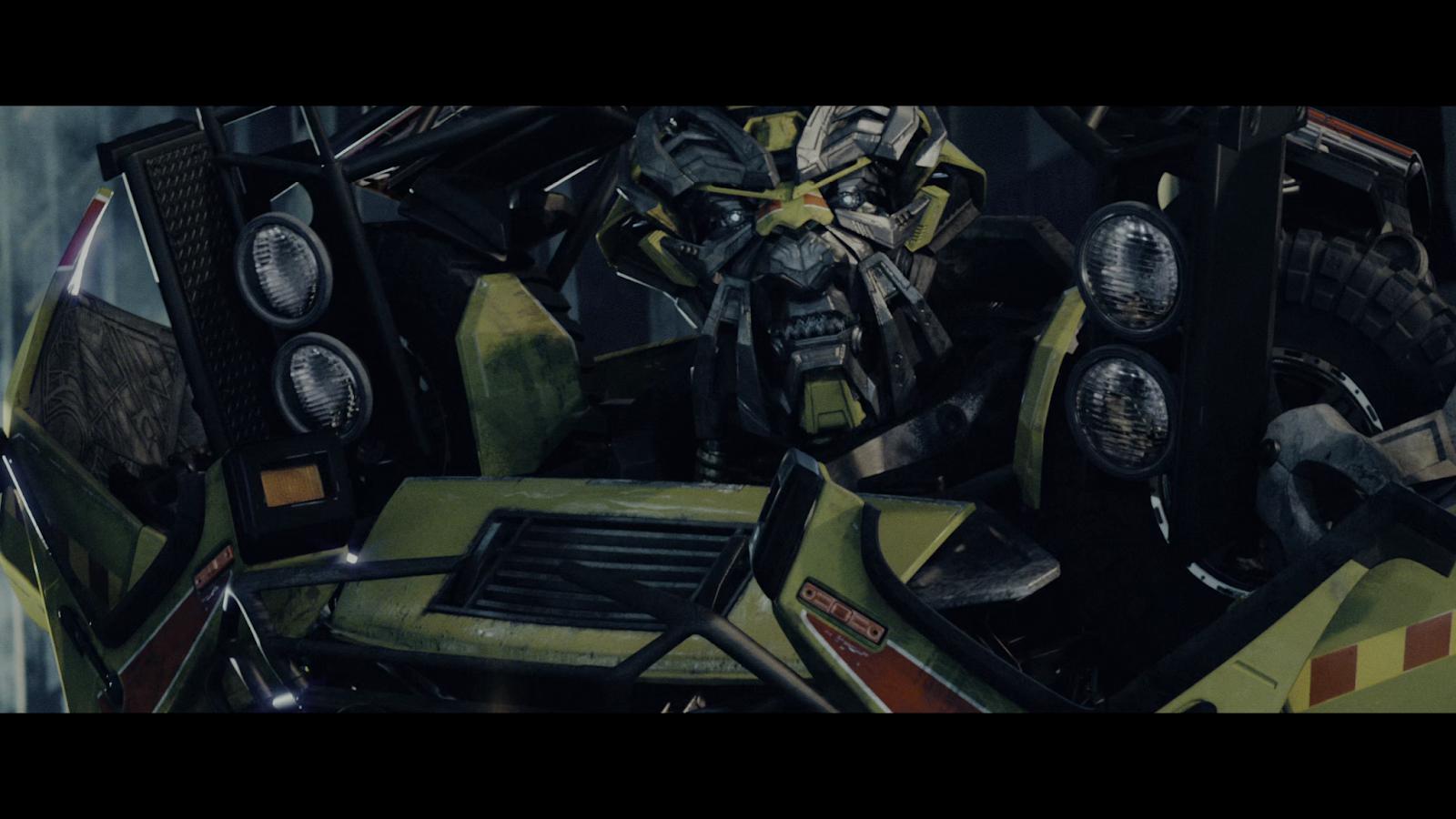 Transformers (2007) 4K UHD [HDR] Latino-Castellano-Ingles captura 3