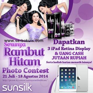 Kontes Foto Picmix Berhadiah 3 iPad mini dan Uang 12 JUTA