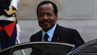 After 36 Years In Power, Cameroonian President Declares To Run For 7th Term