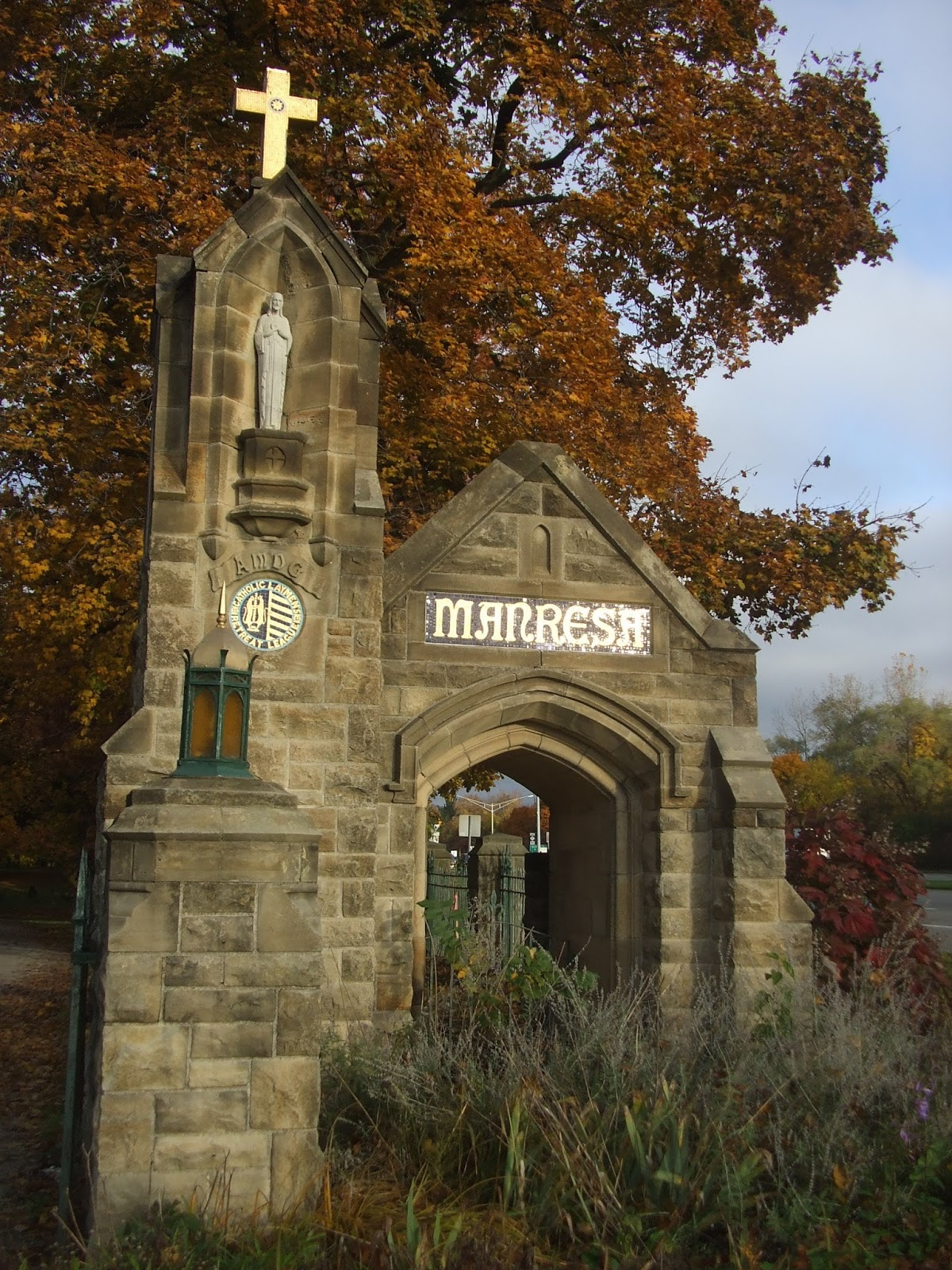 Detroit church blog manresa retreat house bloomfield hills for Retreat house