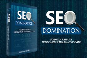 SEO Domination Akan mengungkap formula bagaimana website Anda mendominasi halaman pertama, kedua, dan ketiga pada search engine Google hanya dalam hitungan hari, dan cukup dengan satu website berbasis wordpress. Bisa dipastikan nantinya website Anda sangat beresiko kebanjiran pengunjung.